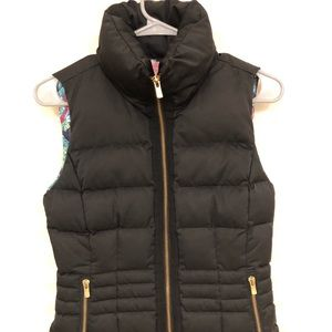 Lilly Pulitzer winter vest